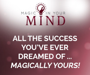 magic in your mind
