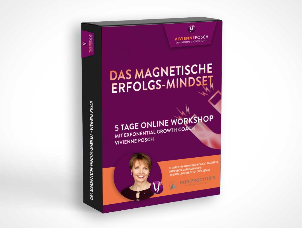 Magnetisches Erfolgs-Mindset von Vivienne Posch